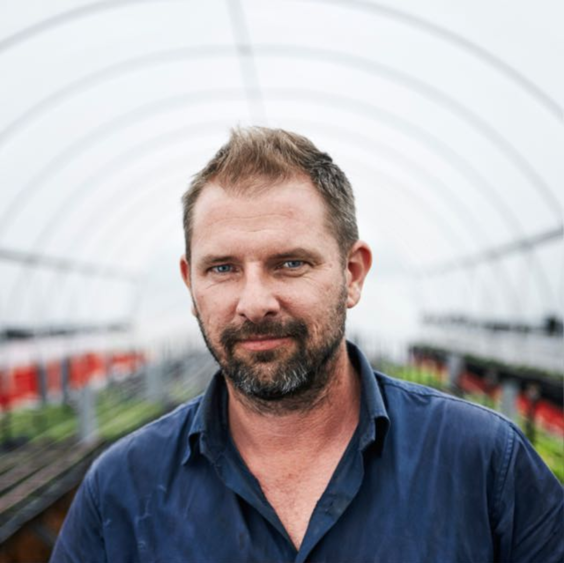 Alasdair Smithson Organic Knowledge Founder